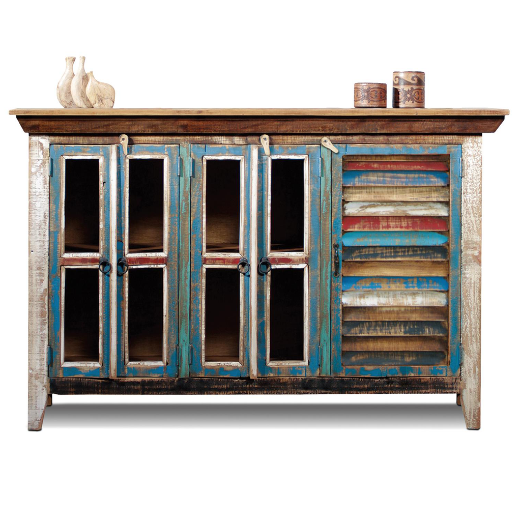 La Boca Sideboard with Glass Doors