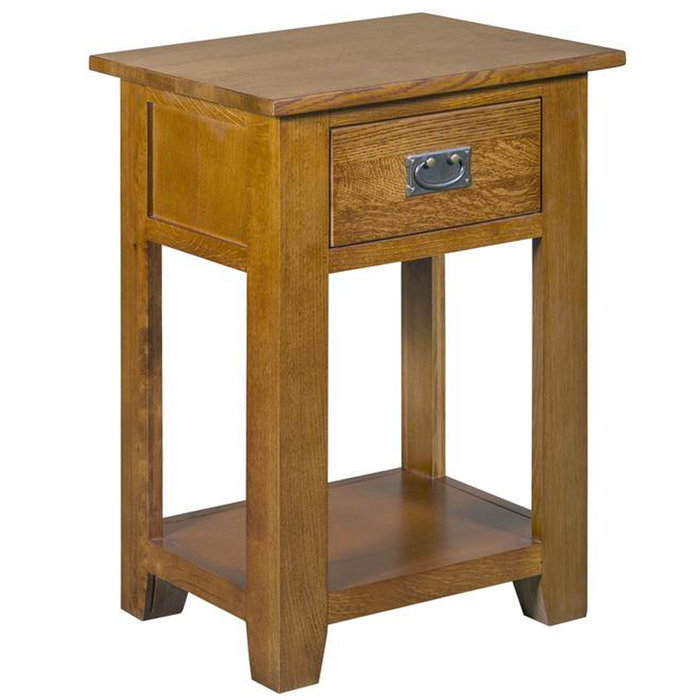 Mission 1 Drawer Nightstand - Michael's Cherry (MC-A)