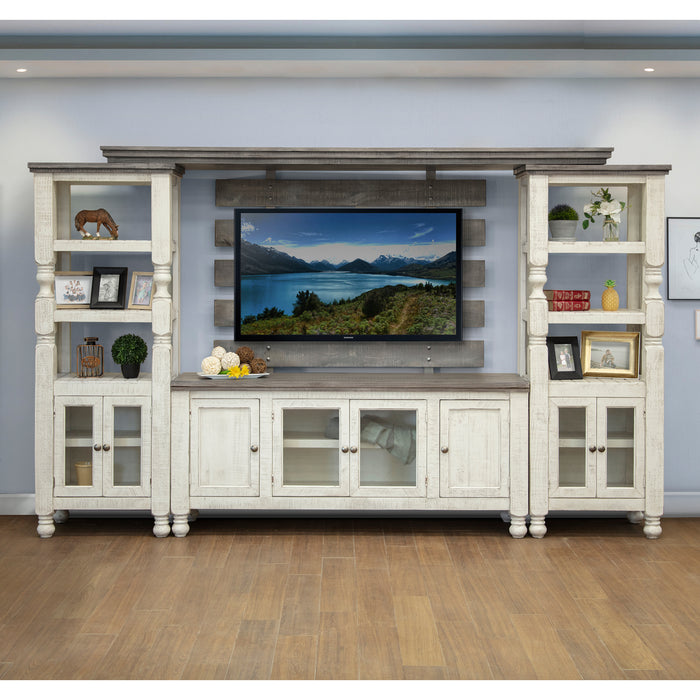 Stonegate Wall Unit Media Set - Crafters and Weavers
