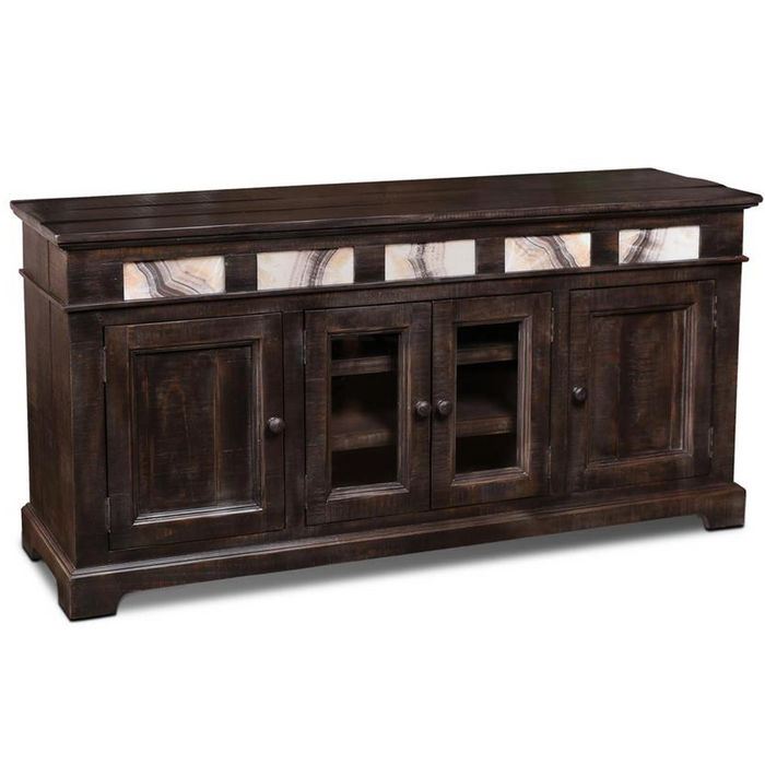 "Onyx 65"" Rustic Sideboard / TV Stand"