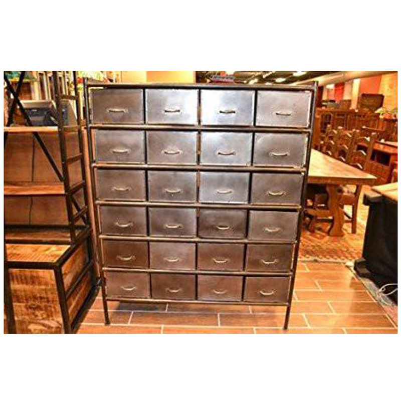 West Town 24 Drawer Cabinet