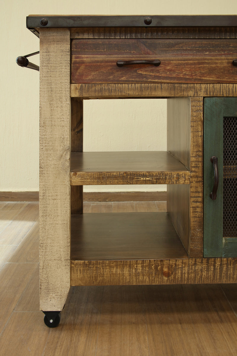Bayshore Kitchen Island - 39""