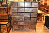 West Town 24 Drawer Cabinet - Crafters & Weavers - 1