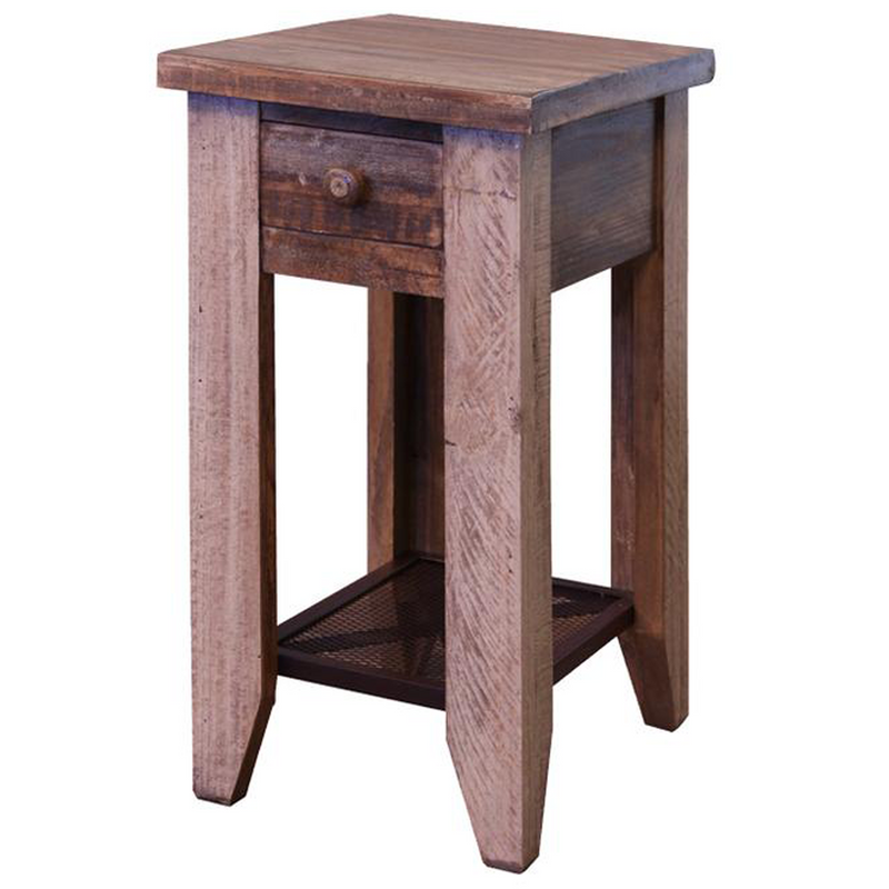Greenview Loft 1 Drawer Side Table