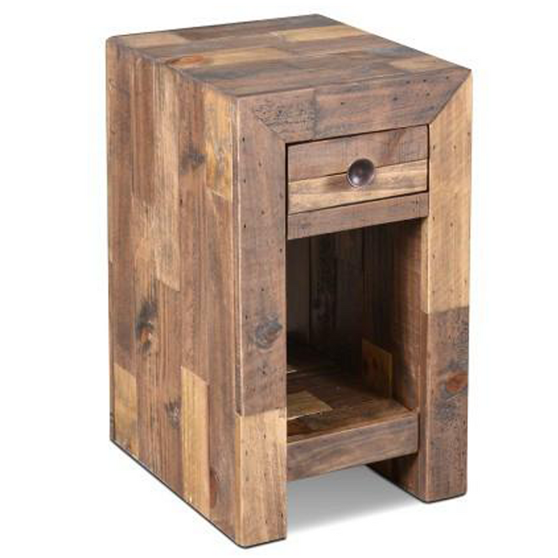 Fulton 1 Drawer Side Table / Night Stand
