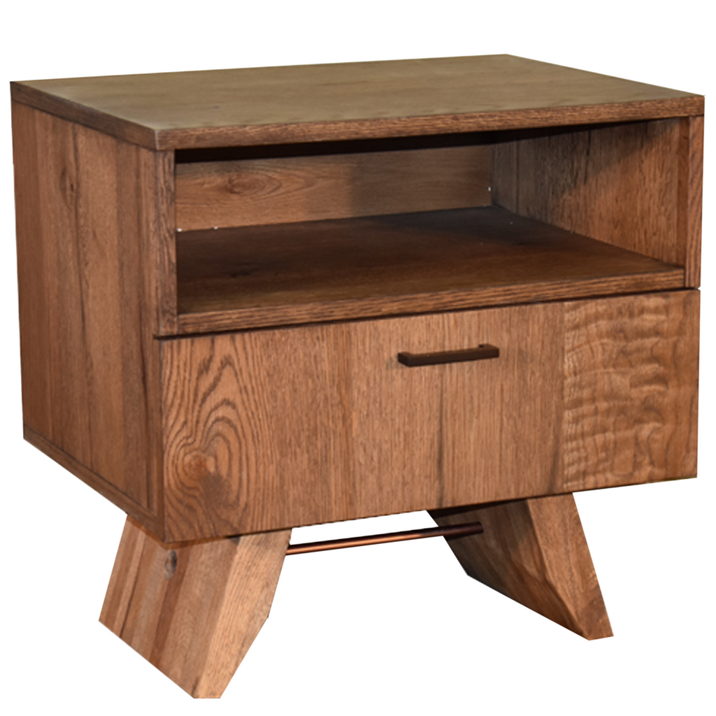 Gold Coast Nightstand - Oak