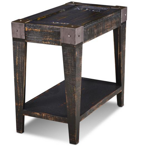 City Open Side Table - New York - Crafters and Weavers