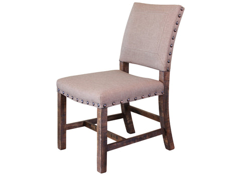 Greenview Linen Dining Chair #685
