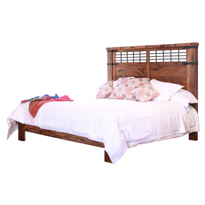 Bayshore Queen Bed Frame - Multicolor