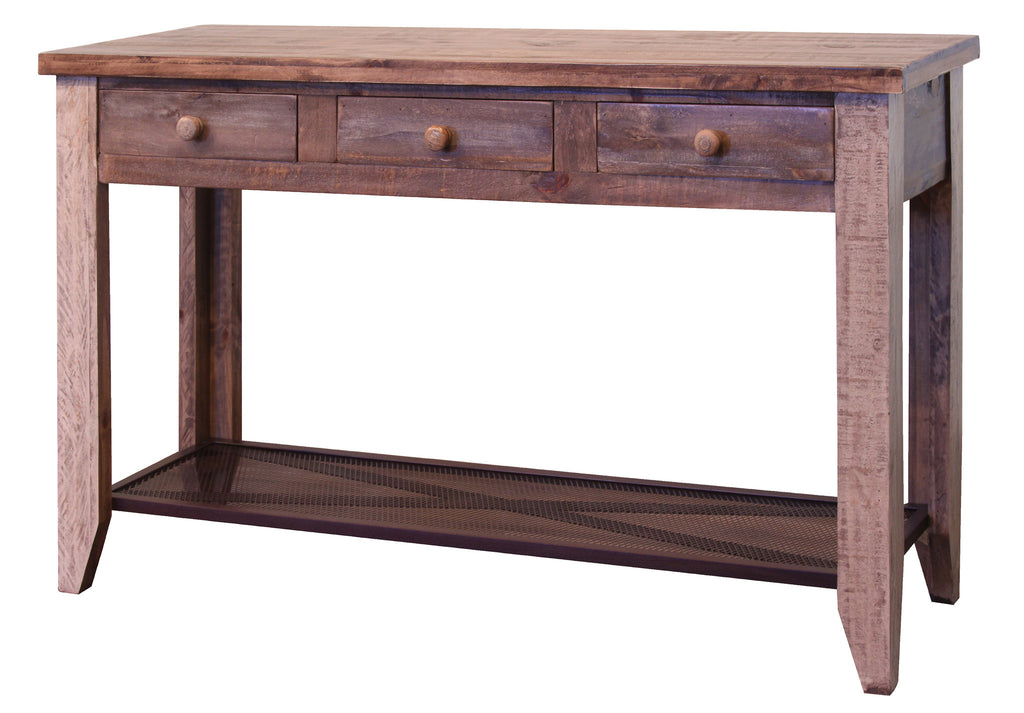 Greenview Loft 3 Drawer Console Table ...