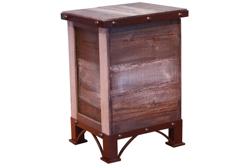 Bayshore Lift Top Side Table