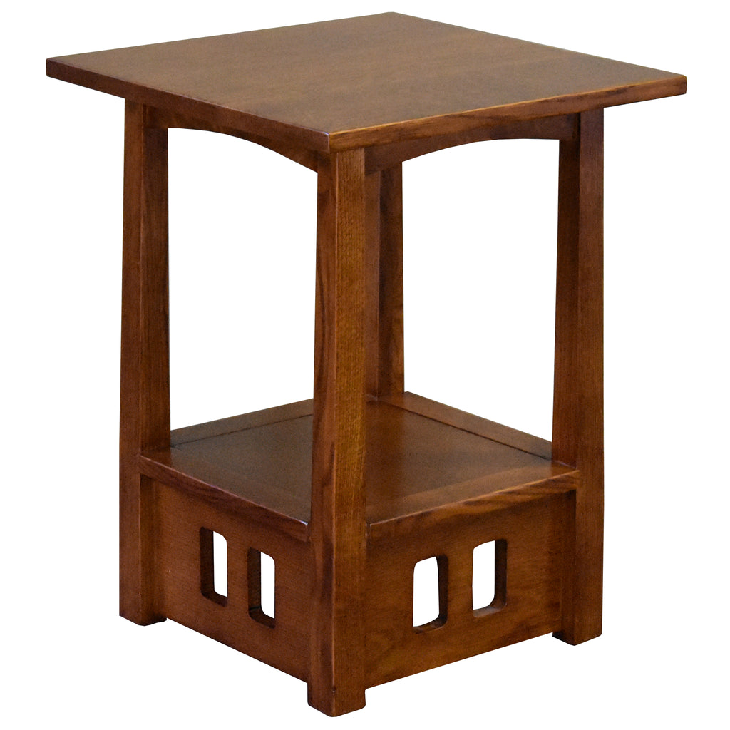 Arts and Crafts / Mission Style Taboret End Table - Model A29