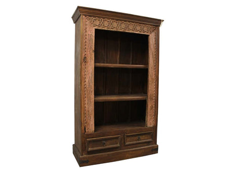 Artifact Reclaimed Frame Bookcase - Crafters & Weavers - 1