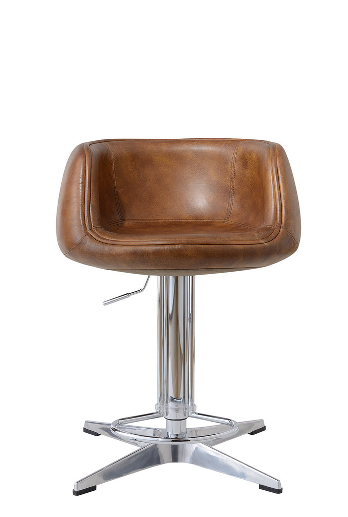 ... Aviator Adjustable Height Bar Stool - Leather ...  sc 1 st  Crafters and Weavers in business for almost 20 years in USA. & Crafters and Weavers in business for almost 20 years in USA. islam-shia.org