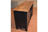 Ventura Solid Wood TV Stand / Sideboard - Distressed Black