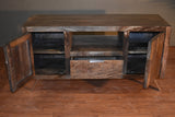 Ventura Solid Wood 2 Door TV Stand