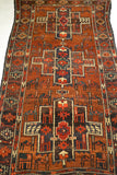 rug927 3 x 6.6 Tribal Rug - Crafters & Weavers - 2