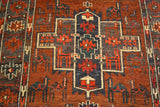 rug927 3 x 6.6 Tribal Rug - Crafters & Weavers - 3