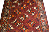 RugC1049 4.3 x 6.7 Tribal Rug - Crafters & Weavers - 4