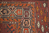 RugC1049 4.3 x 6.7 Tribal Rug - Crafters & Weavers - 5