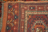 RugA1049 4.5 x 5.11 Tribal Rug - Crafters & Weavers - 4