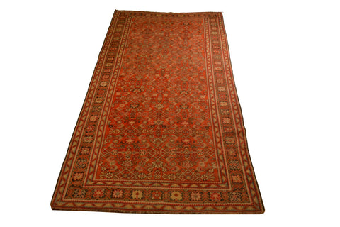 rug1917 4.7 x 9.7 Persian Malayer Rug - Crafters & Weavers - 1