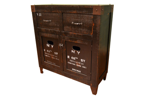City Server Cabinet - Crafters & Weavers - 1