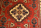 rug3008 4.1 x 6.6 Tribal Kargai Rug - Crafters & Weavers - 4