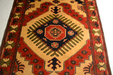 rug3011 4.1 x 5.9 Tribal Kargai Rug - Crafters & Weavers - 2