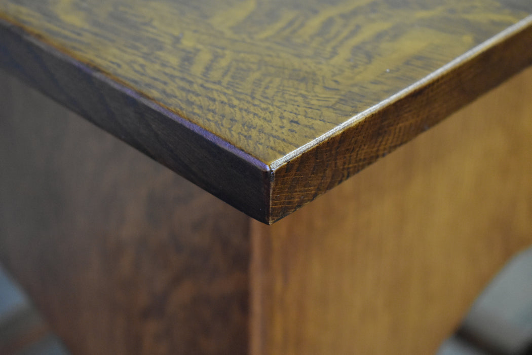 Arts and Crafts / Mission Style Taboret End Table - Model A21