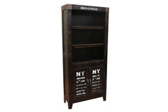 City Bookcase Cabinet - Crafters & Weavers - 1