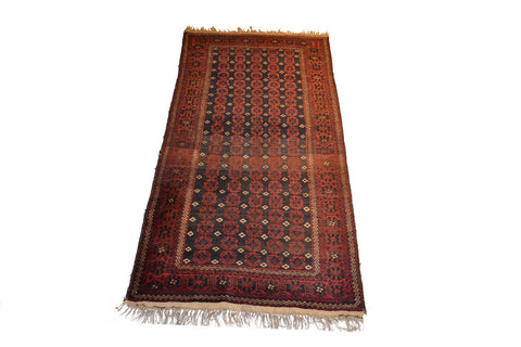 RugC44 3.2 x 6.2 Tribal Rug - Crafters & Weavers - 1