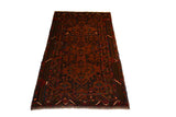 rug3106 3.6 x 6 Tribal Rug - Crafters & Weavers - 1