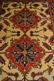 rug3009 3.11 x 5.10 Tribal Kargai Rug - Crafters & Weavers - 3