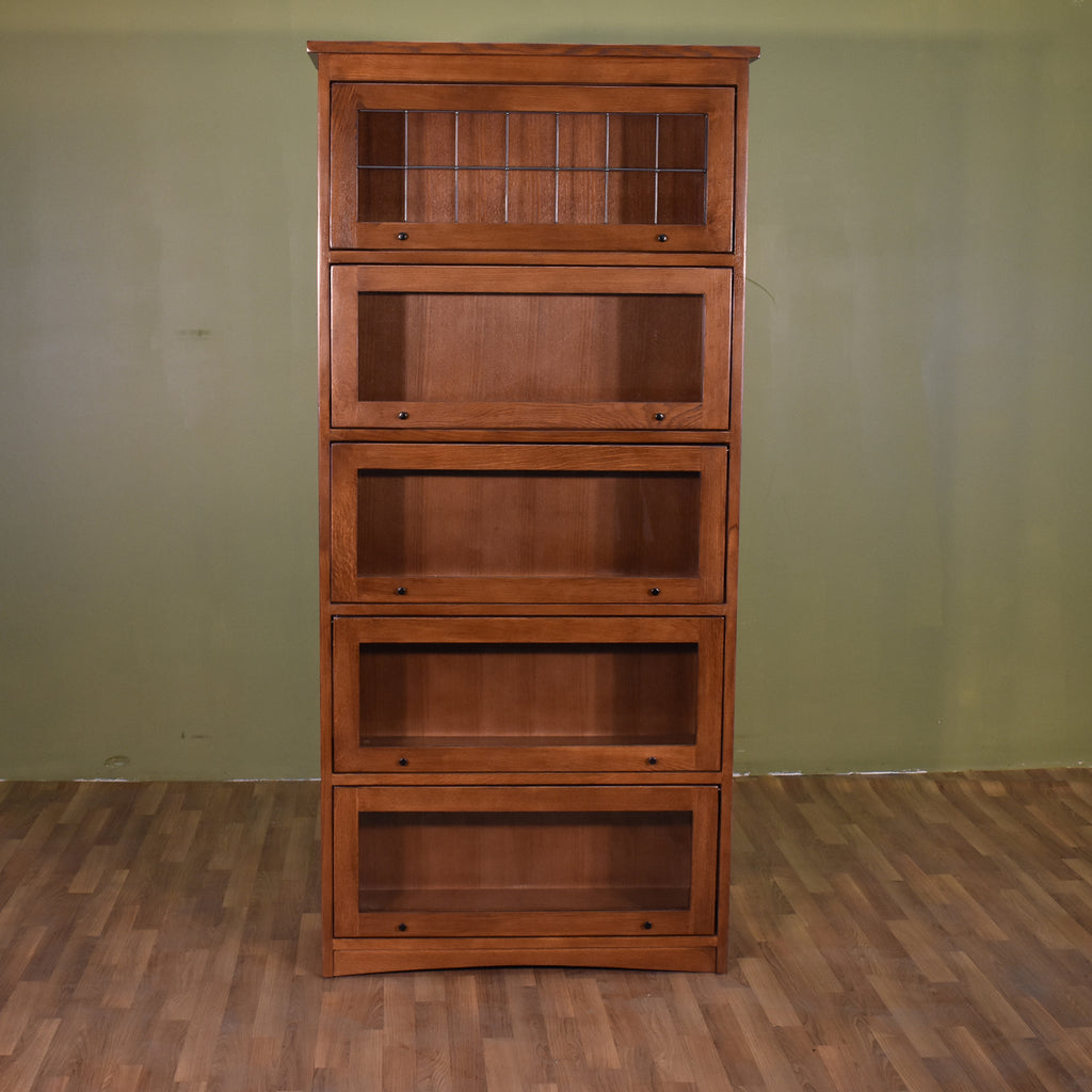 to sale barrister double bookcase lawyer antique for bookcases orig be restored wide