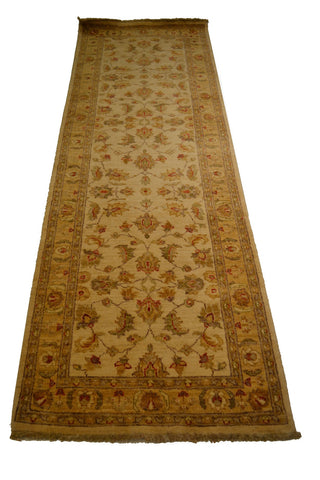 Rug2633 2.7x8.2 Peshawar - Crafters & Weavers - 1