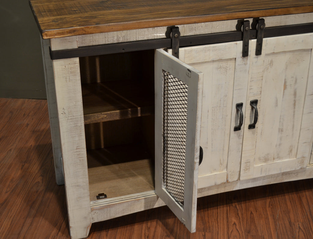 Rustic Tv Stands Crafters And Weavers