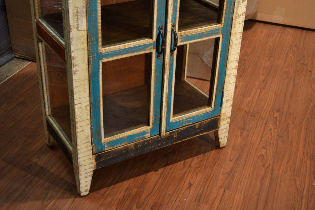 ... La Boca China Cabinet   Crafters U0026 Weavers   ...