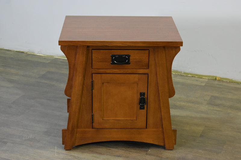 Mission Crofter Nightstand / End Table