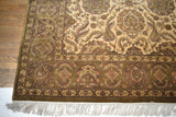 Rug3652 6 x 9.1 Indian Rug - Crafters & Weavers - 3
