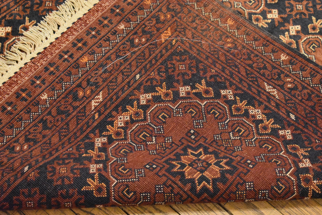"Copy of Tribal Afghan Oriental Rug 3'5"" x 6'5"""