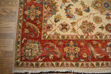 rug3675 6.1 x 9 Indian Rug - Crafters & Weavers - 3