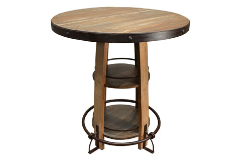Bayshore Pub Table - Crafters & Weavers - 1
