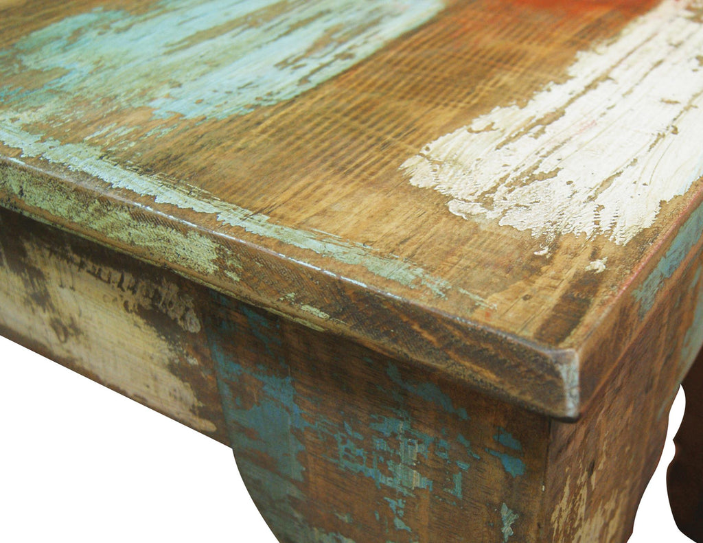 La Boca Carved Leg Coffee Table