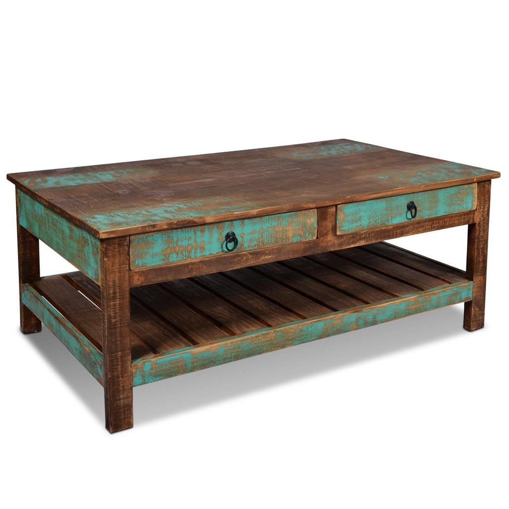 La Boca Blue Coffee Table
