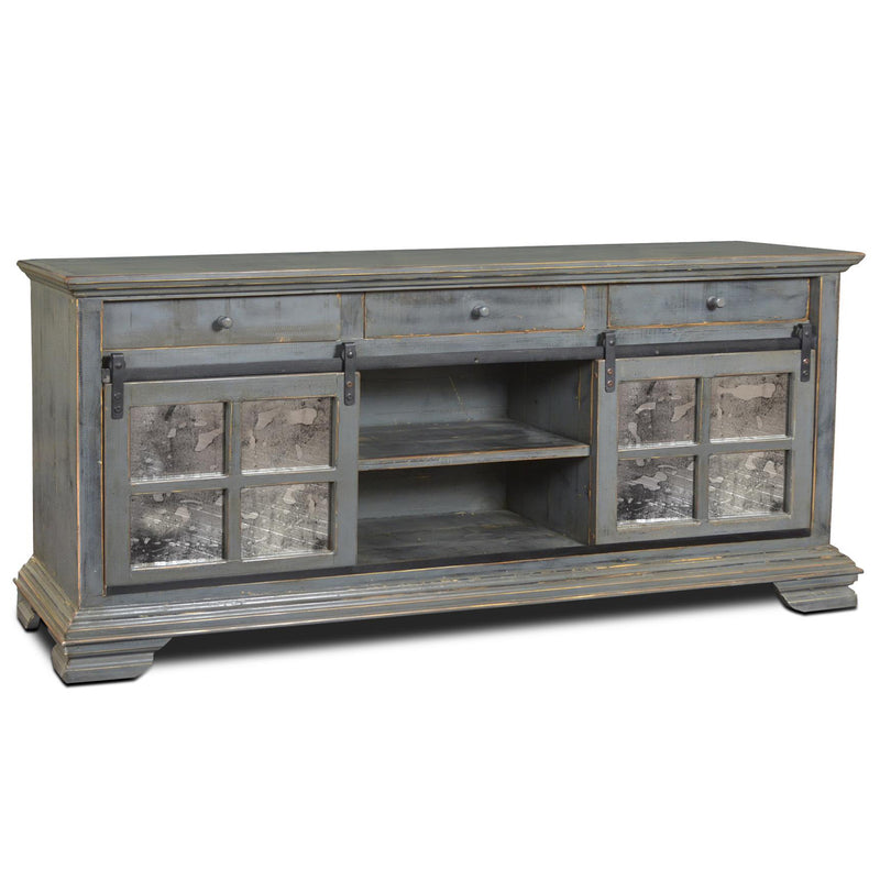 Landon Farmhouse TV Stand - 81""