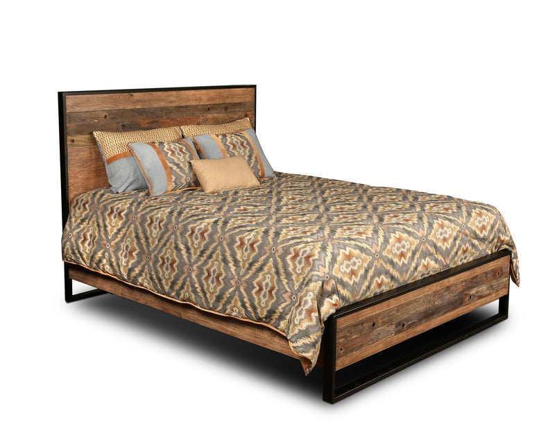 Atwood Bed Frame - Queen