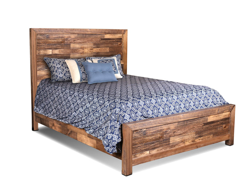 Fulton Queen Size Bed