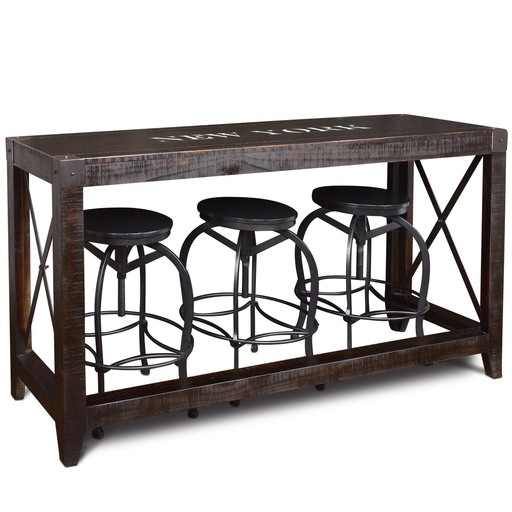 City Collection Console Table - New York