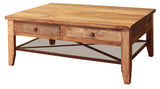 Bayshore Loft 4 Drawer Coffee Table